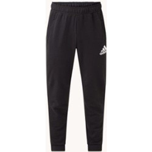 Pantalon de jogging coupe fuselée avec bande logo - Adidas - Modalova