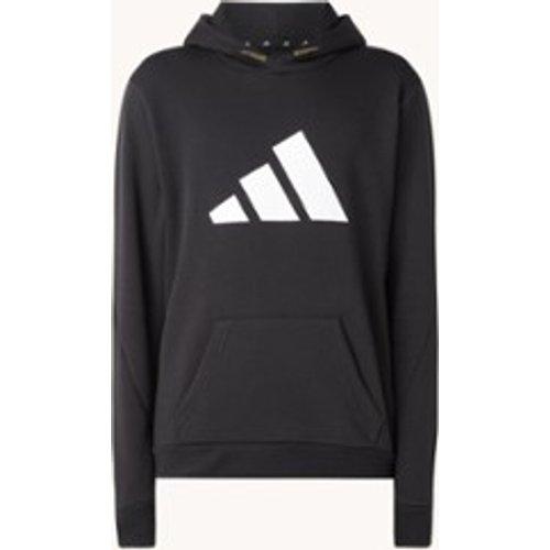 Sweat à capuche de formation Winterized Future Icons avec imprimé logo - Adidas - Modalova