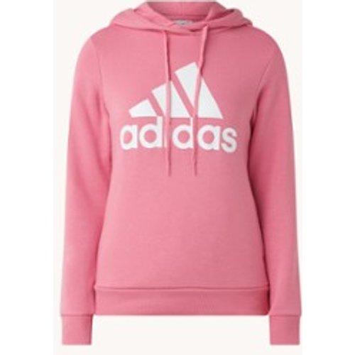 Short d'entraînement avec imprimé logo et poches latérales - Adidas - Modalova