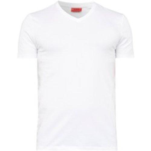 T-shirt à col en V, lot de 2 - Hugo Boss - Modalova