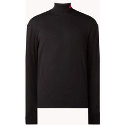 T-shirt à manches longues Derollo avec col - Hugo Boss - Modalova
