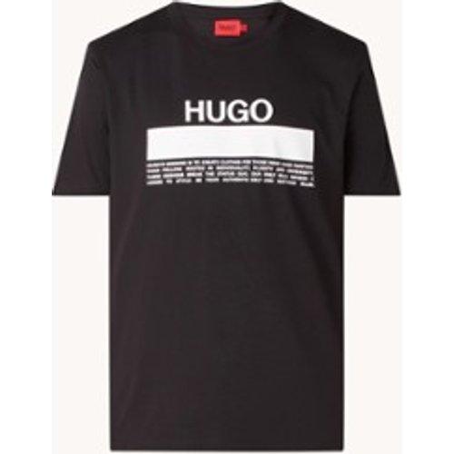 T-shirt Daitai avec imprimé logo - Hugo Boss - Modalova