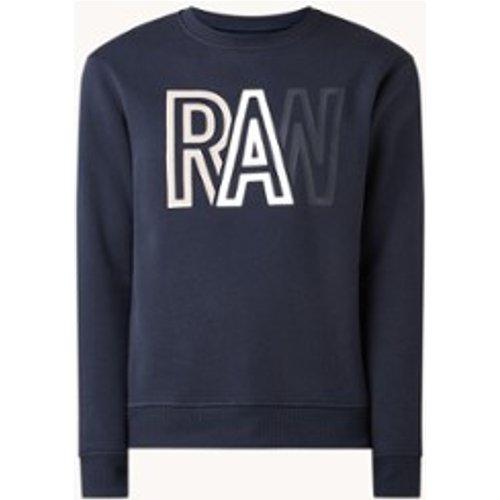 G-Star RAW Sweat avec imprimé logo - G-Star Raw - Modalova