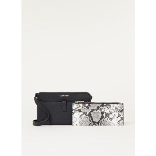 Sac à bandoulière avec portefeuille amovible - Calvin Klein - Modalova