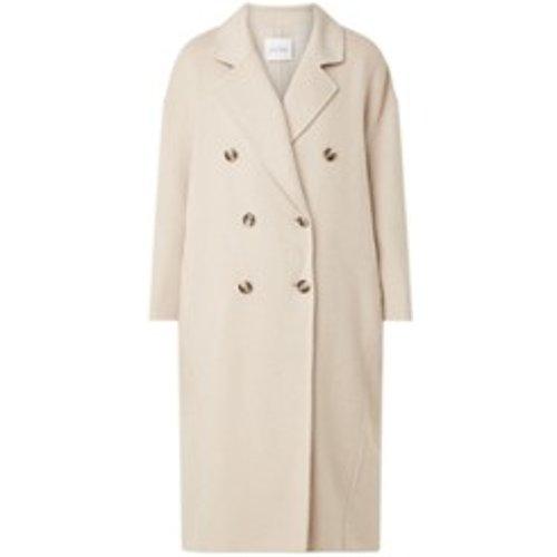 Manteau en laine mélangée avec poches latérales - American vintage - Modalova
