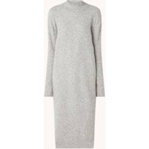 Robe midi en maille fine Noxon en laine mélangée alpaga - American vintage - Modalova