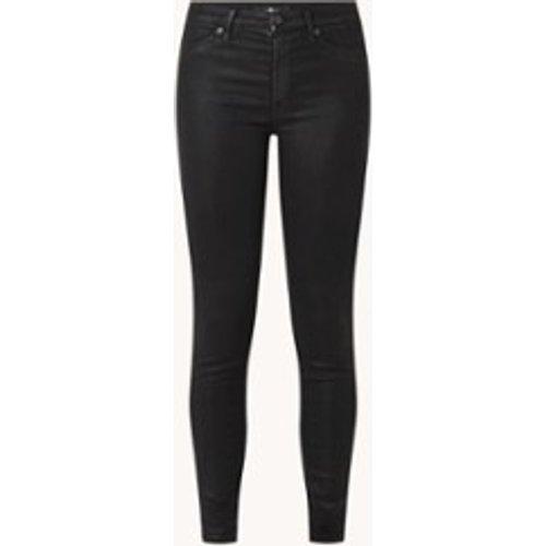 Jean skinny taille mi-haute enduit Emily - 7 For All Mankind - Modalova