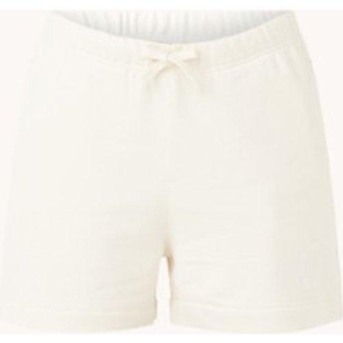 Pantalon de jogging court Daisy taille haute coupe droite en coton biologique - ARMEDANGELS - Modalova