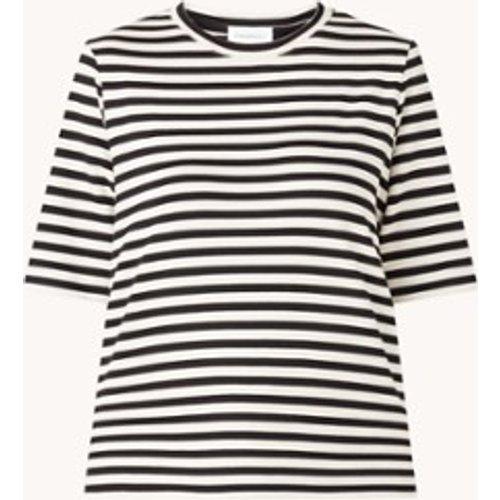 T-shirt en coton biologique à rayures - ARMEDANGELS - Modalova