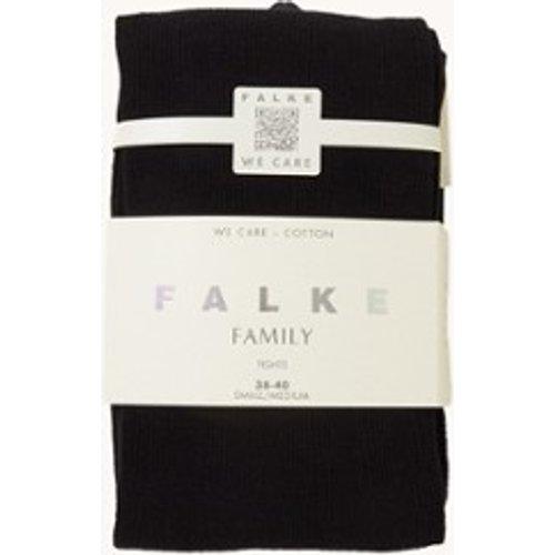 Falke Collant famille coton bleu - Falke - Modalova