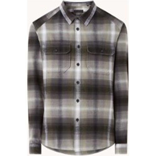 Chemise coupe régulière à carreaux - drykorn - Modalova