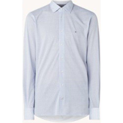 Chemise coupe standard avec stretch et micro motif - Tommy Hilfiger - Modalova