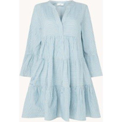 Mini robe tunique Ella à rayures - Devotion - Modalova