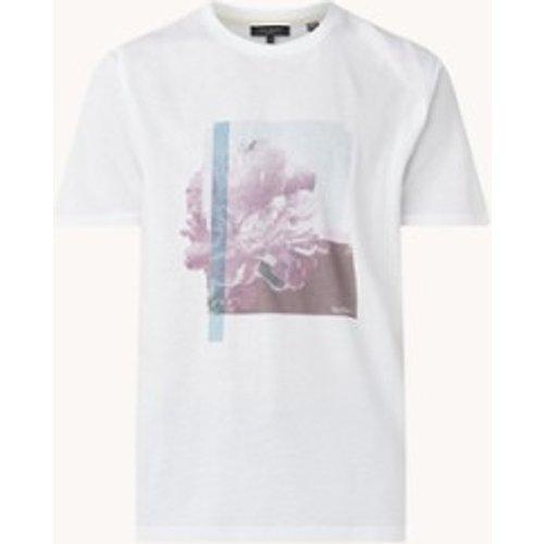 T-shirt Theship avec imprimé sur le devant - Ted Baker - Modalova