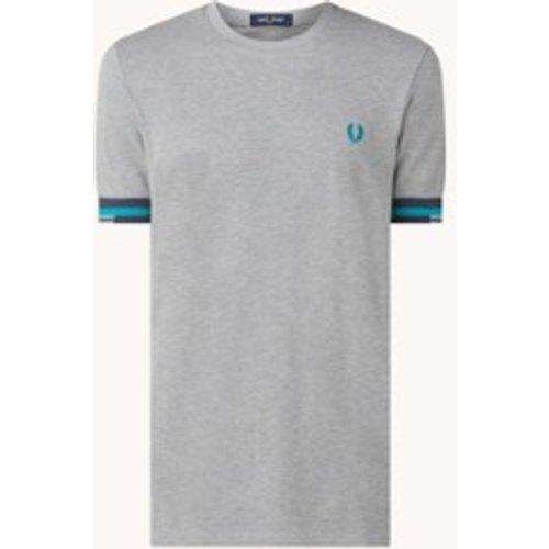 Fred Perry T-shirt en coton piqué - Fred Perry - Modalova