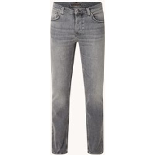 Jean coupe slim avec délavage coloré - Nudie Jeans - Modalova