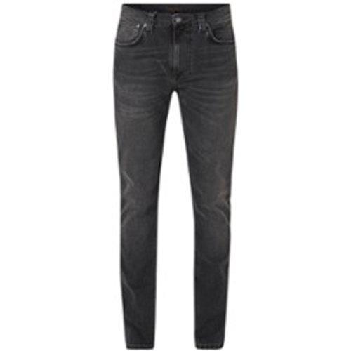 Jeans skinny slim fit Dean Mid rise - Nudie Jeans - Modalova