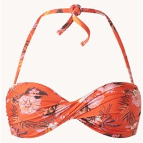 Haut de bikini bandeau à bretelles amovibles - banana moon - Modalova
