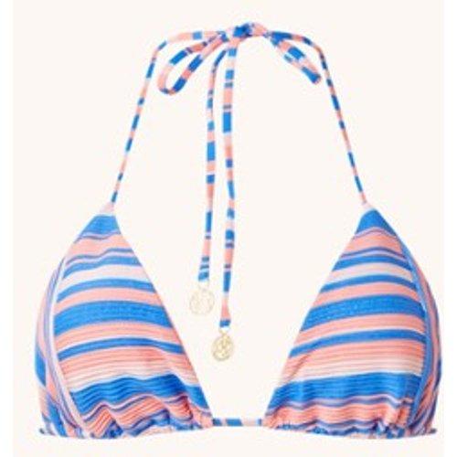 Haut de bikini triangle préformé Play Time avec lurex - Luli Fama - Modalova