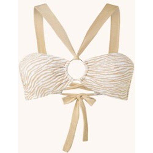 Haut de bikini bandeau préformé Goddess Allure - Luli Fama - Modalova