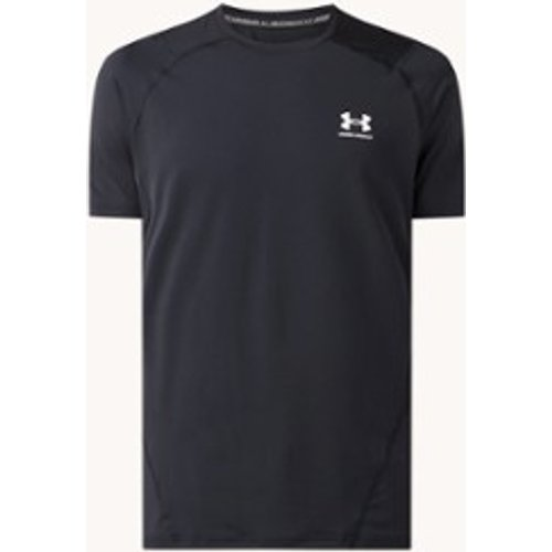 T-shirt d'entraînement avec logo et HeatGear - Under Armour - Modalova