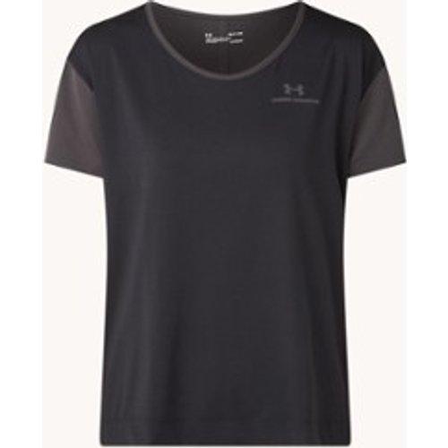 T-shirt d'entraînement Rush avec HeatGear - Under Armour - Modalova