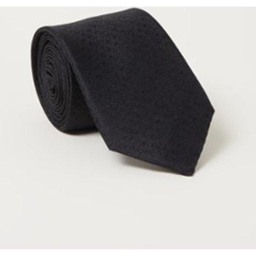 Cravate en soie à imprimé - Calvin Klein - Modalova