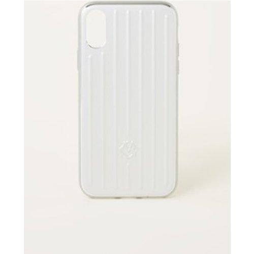 Coque de téléphone Aluminium pour iPhone XS - Rimowa - Modalova