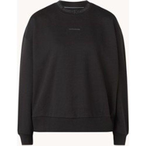 Calvin Klein Pull avec bande logo - Calvin Klein - Modalova