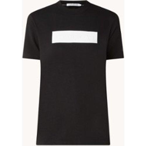 T-shirt à logo imprimé Heritage - Calvin Klein - Modalova
