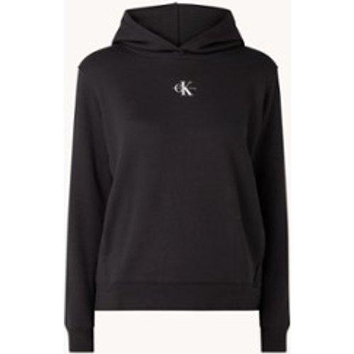 Sweat à capuche avec imprimé logo - Calvin Klein - Modalova