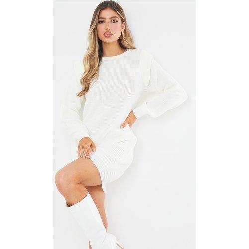 Robe pull à détail épaule - PrettyLittleThing - Modalova