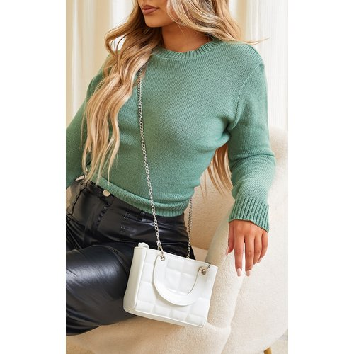 Mini sac à main matelassé - PrettyLittleThing - Modalova