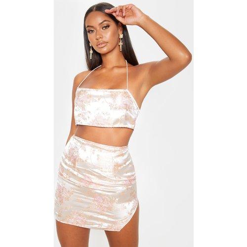 Mini-jupe à imprimé asiatique - PrettyLittleThing - Modalova