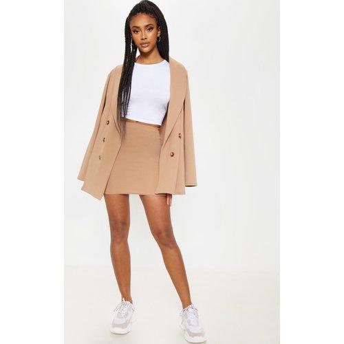 Mini-jupe style tailleur - PrettyLittleThing - Modalova