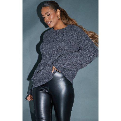 Pull oversize en maille chunky tricot - PrettyLittleThing - Modalova