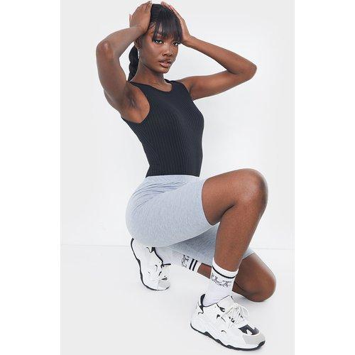 Tall - Short-legging basique en jersey chiné - PrettyLittleThing - Modalova
