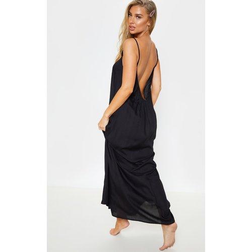 Robe de plage oversize à dos ouvert - PrettyLittleThing - Modalova