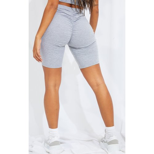 Shape - Short-legging en jersey froncé derrière - PrettyLittleThing - Modalova