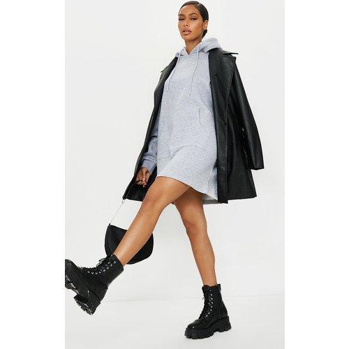 Robe pull oversize à détail poches - PrettyLittleThing - Modalova