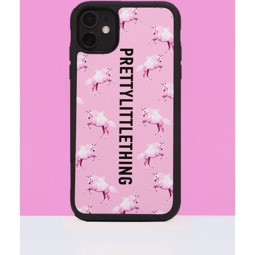 Coque iPhone 11 à licornes - PrettyLittleThing - Modalova