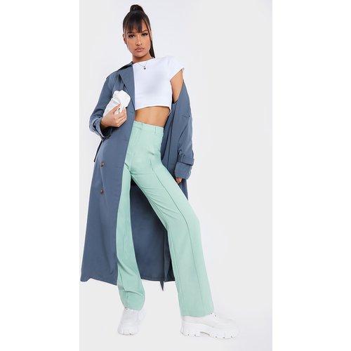 Pantalon droit à taille haute - PrettyLittleThing - Modalova