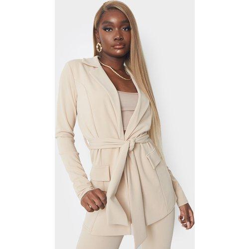 Tall - Longue veste de tailleur  - PrettyLittleThing - Modalova