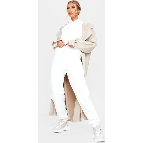 Jogging en polaire à détail coutures - PrettyLittleThing - Modalova