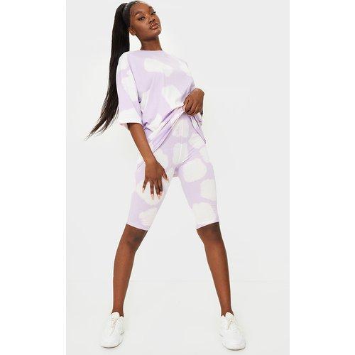 Tall - Short imprimé tie & dye oversize - PrettyLittleThing - Modalova