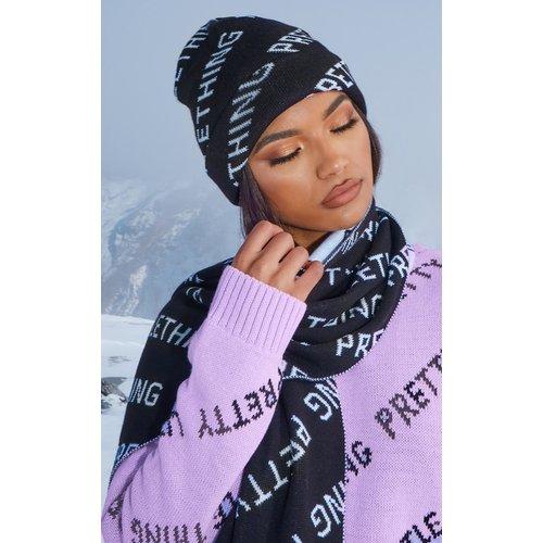 Bonnet à slogan - PrettyLittleThing - Modalova