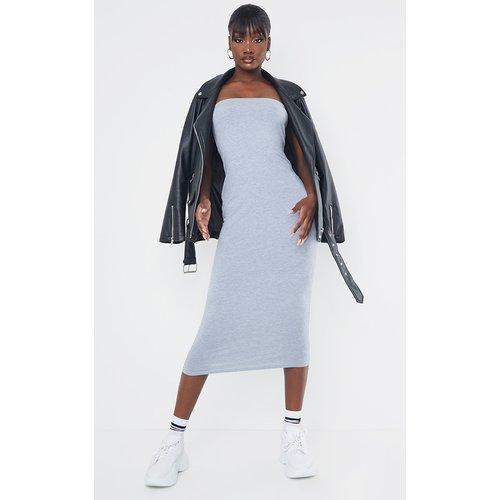 Tall - Robe longue bandeau en jersey  - PrettyLittleThing - Modalova