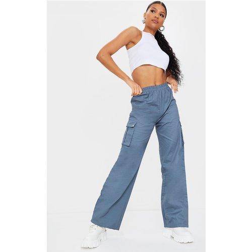 Pantalon large style cargo - PrettyLittleThing - Modalova