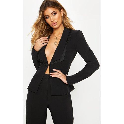 Veste de tailleur Avani noire, Noir - PrettyLittleThing - Modalova