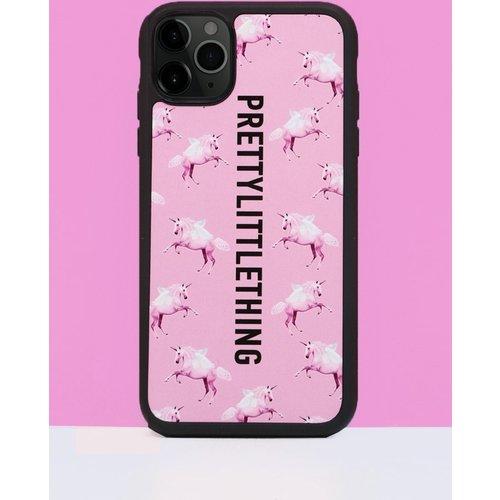 Coque iPhone 11 Pro Max à licornes - PrettyLittleThing - Modalova